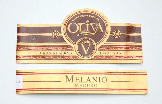 Oliva V Melanio Maduro Band