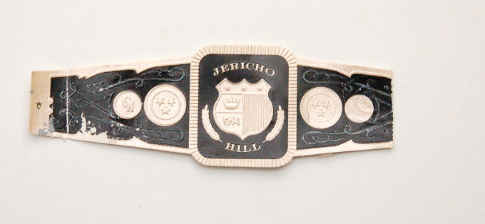 Crowned Heads Jericho Hill Cigar Band