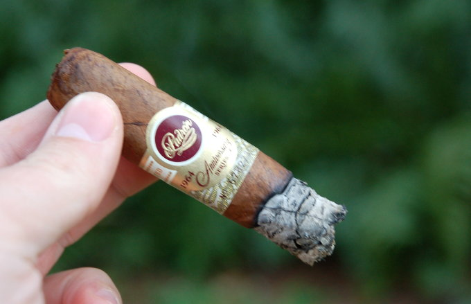 Padron 1964 Anniversary Series Exclusivo Natural Final Third Part 2
