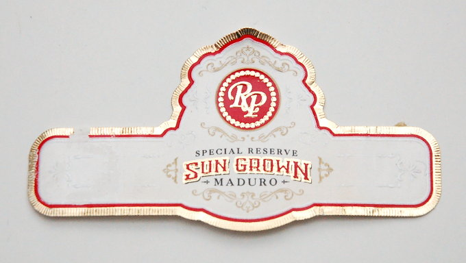 Rocky Patel Sun Grown Maduro Cigar Band