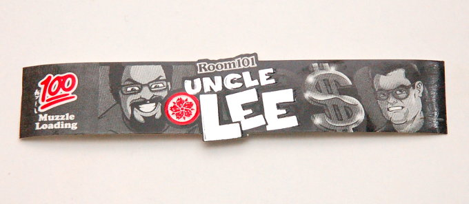 Room 101 Uncle Lee Cigar Band