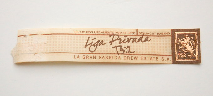 Liga Privada T52 Flying Pig Cigar Band