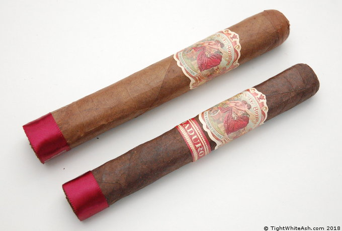 My Father Flor de las Antillas Comparison