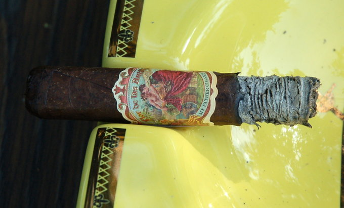My Father Flor de las Antillas Half Way