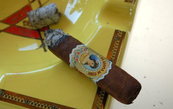 La Aroma de Cuba Mi Amor Ash Tray