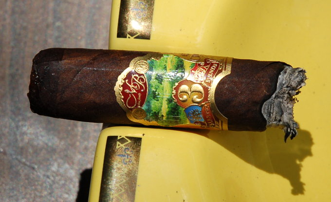 Oliva Master Blends 3 End of Second Third