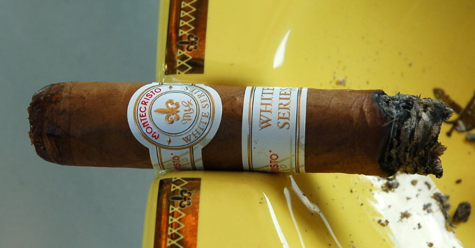 Montecristo White Series Second Third Part 2
