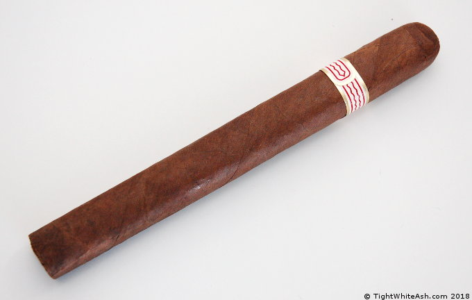 Montecristo by A.J. Fernandez Back Side