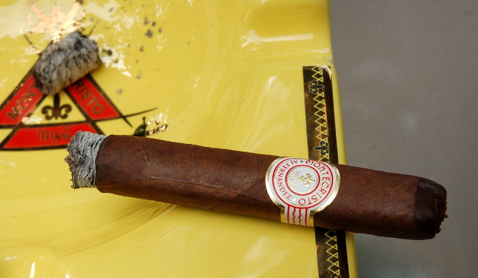 Montecristo by A.J. Fernandez Second Third