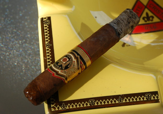 Arturo Fuente Reserva Don Carlos Second Third