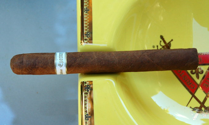 Illusione Epernay in an Ash Tray