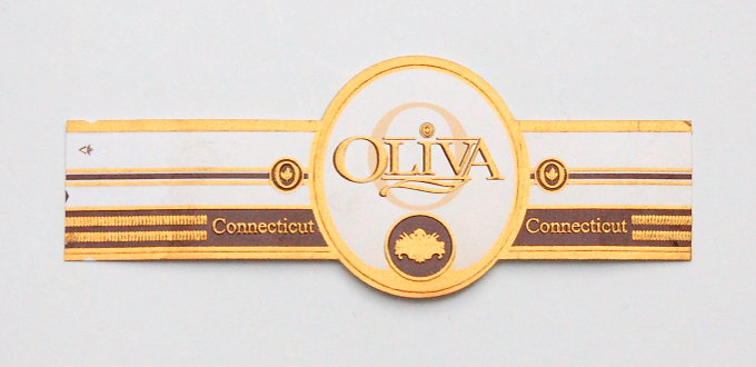 Oliva Connecticut Reserve Robusto Cigar Band