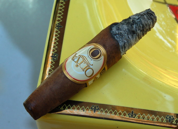 Oliva Serie O Perfecto Second Third