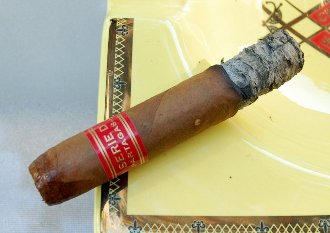 Partagas Serie D No. 4 Second Third