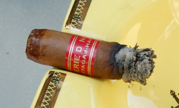 Partagas Serie D No. 4 Final Third Part 2