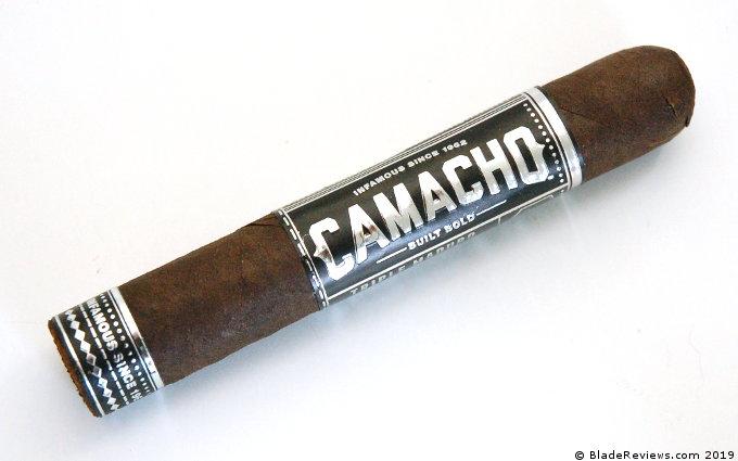 Camacho Triple Maduro Cigar Review